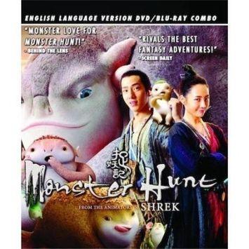 Allied Vaughn Monster Hunt Blu-ray