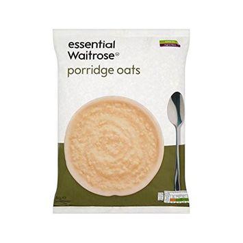 Porridge Oats essential Waitrose 1kg