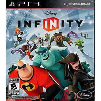 Desigual Disney Infinity - Game Only (PS3) - Pre-Owned