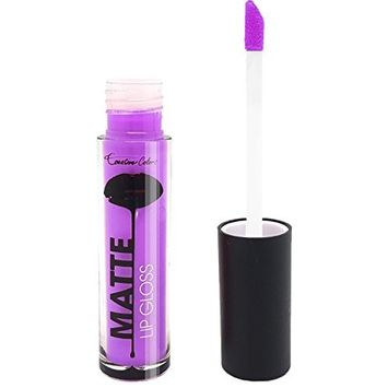 Creative Colors Flat Matte Finish Lip Gloss