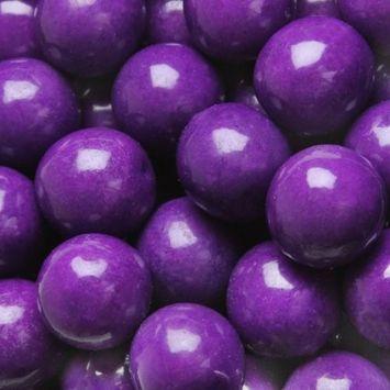 Candy Shop Light Purple 1-Inch Gumballs 3 Pound Bag