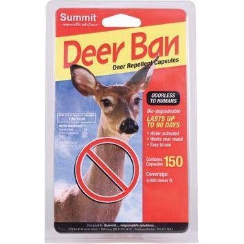 Horseloverz Deer Ban Deer Repellent Capsules