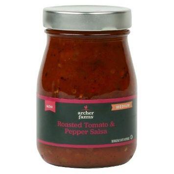 Salsa Roasted Tomato & Pepper 16oz - Archer Farms™