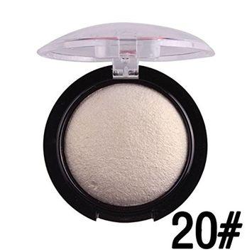 DZT1968 Women 12colors Natural Sale Blush Palette Face Makeup Baked Cheek Color Blusher