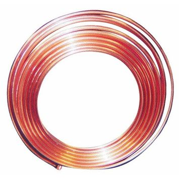 MUELLER INDUSTRIES A/C Refrig,1/4 In X20 ft. D 04020P