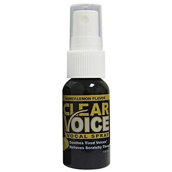 Clear Voice Vocal Spray Honey Lemon -- 1 fl oz