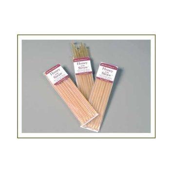 Honey Sticks - Grab-n-Go Bag (7 Straws) - High Plains Sweet Clover - 4 Sets