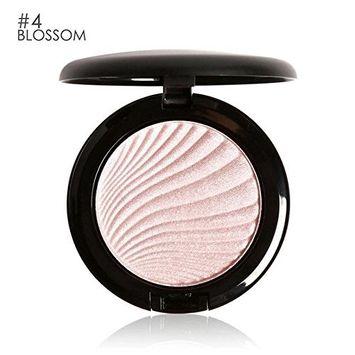 FTXJ Bright Highlighter Makeup Shimmer Powder Face Bronzers Concealer Palette [2#]