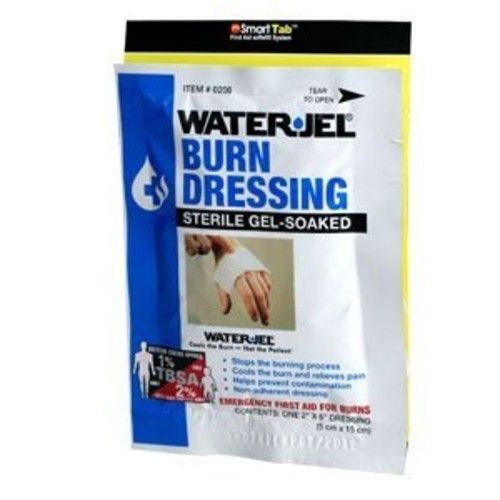 "Water Jel-� All-Purpose Burn Dressing - 1 - 2"" x 6"" Dressing"