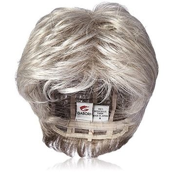 Eva Gabor Aspire Layered Pixie Comfort Cap Wig, Sugared Silver by Hairuwear