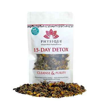 15 Day Natural Weight Loss, Detox and Cleanse Tea | Bloating Relief and Total Tea for your Appetite Suppressant Needs | Best Fitness Tea | Anti-Inflammatory & Laxative Free Teatox | Free Diet Included