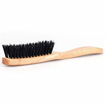Fendrihan 3 Row Olivewood Hairbrush with Boar Bristles 8