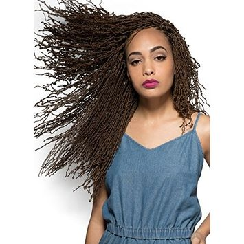 Bobbi Boss 100% Premium Fiber Hair Micro Locs 14