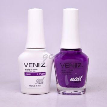 Veniiz Match UV Gel Polish V050 Jacqui Cream