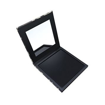 Allwon Magnetic Palette Camouflage Pattern Empty Eyeshadow Makeup Palette with Mirror for Eyeshadow Lipstick Blush Powder