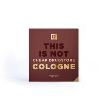Men's Duke Cannon Proper Cologne Fragrance Gift Set - 3ct