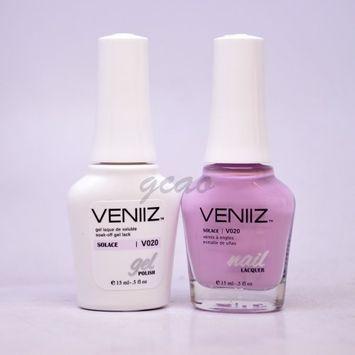 Veniiz Match UV Gel Polish V020 Solace Cream