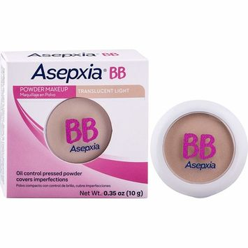 ASEPXIA Translucent Powder Makeup, Light, 0.35 Ounce