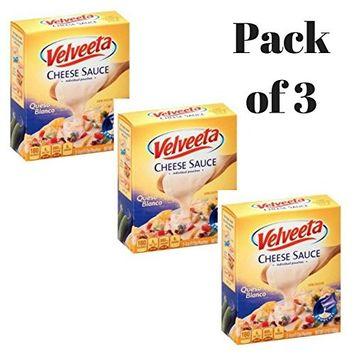 Velveeta Toppers (Queso Blanco) Cheese Sauce