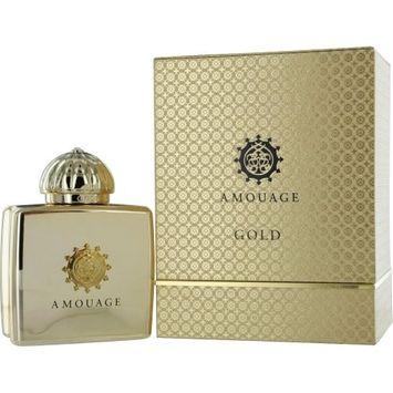 Amouage Gold Eau De Parfum Spray, 3.4 oz.