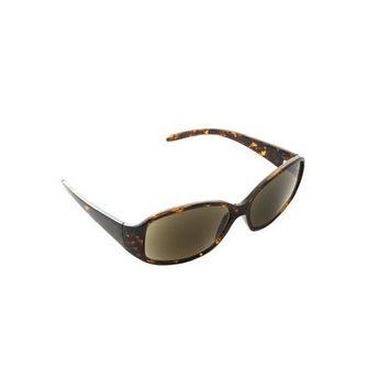 Dr. Dean Edell Fashion Sunlight Readers Plastic 6 Base Single Power Lens no Flash Mirror, 2.50