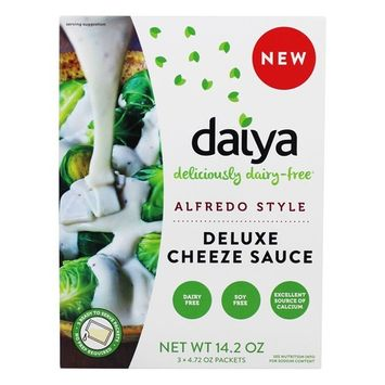 Deliciously Dairy-Free Deluxe Cheeze Sauce Alfredo Style - 14.2 oz.