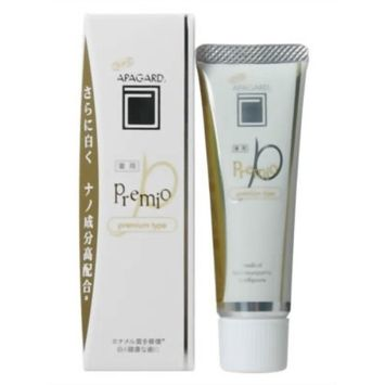 Apagard Premio toothpaste 40g | the first nanohydroxyapatite remineralizing toothpaste