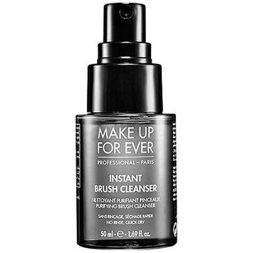 Make Up For Ever Instant Brush Cleanser - Travel size 50ml/1.69 oz.