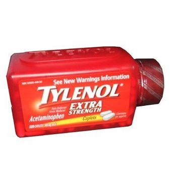 Tylenol Extra Strength Caplets - 325 ct. Personal Healthcare / Health Care