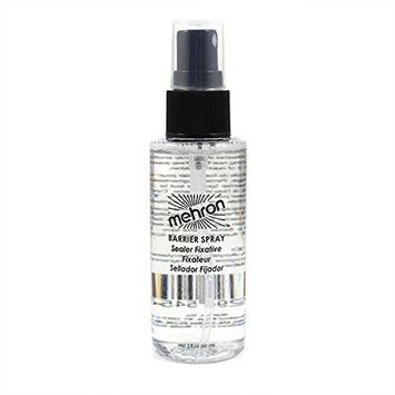 Mehron Makeup Barrier Spray (2 oz)