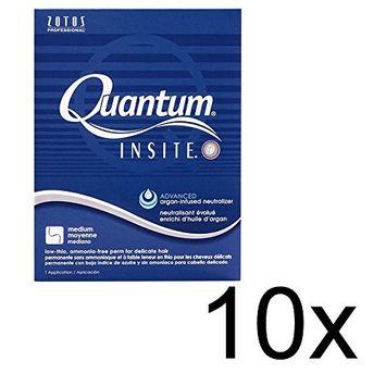 10xQUANTUM INSITE DELICATE PERM SP-248703x10