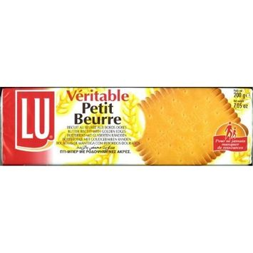 LU Petit Beurre - 7.05 oz [Petit Beurre]