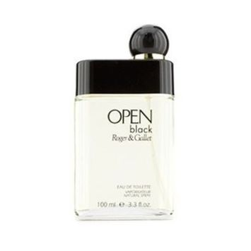 Open Black FOR MEN by Roger & Gallet - 3.3 oz EDT Spray