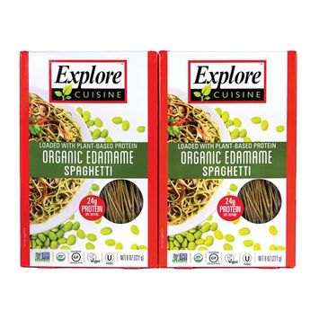 Explore Cuisine Organic Edamame Spaghetti, 2 pk./8 oz.