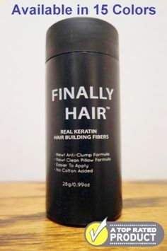 Finally Hair Alopecia Areata Cure Treatment Remedy Solution Makeup