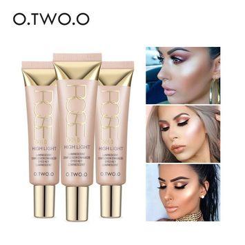 O.TWO.O Professional Makeup Base Liquid Foundation Primer Cosmetics Highlighting Cream Sunscreen Moisturizing Oil Control Face Primer