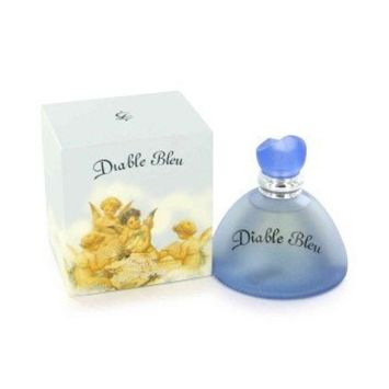 Diable Bleu Women Eau De Parfum Spray, 3.4 Ounce