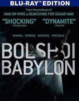 Allied Vaughn Bolshoi Babylon Blu-ray