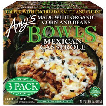 Amy's Mexican Casserole, 3 pk./9.5 oz.