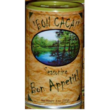 Bon CaCa Cajun All-Purpose Seasoning, 8 Ounces