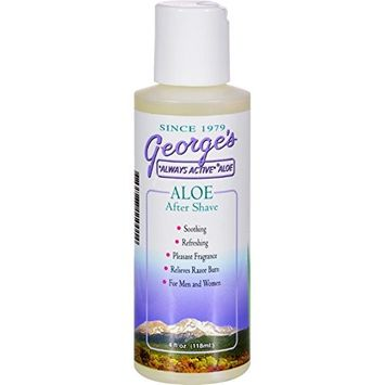 George's Aloe Vera After Shave