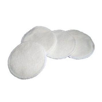 Reusable/ Washable Organic Bamboo Nursing or Breast Pads - Breastfeeding