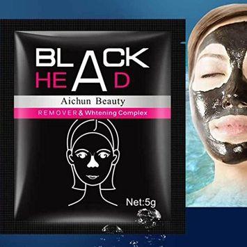 DEESEE(TM)💖New Arrival Women Black Mud Deep Cleansing Purifying Peel Off Blackhead Remover Mask,Blackhead Mask Peel off Mask Black Mud Face Mask Deep Cleansing Facial Mask Purifying
