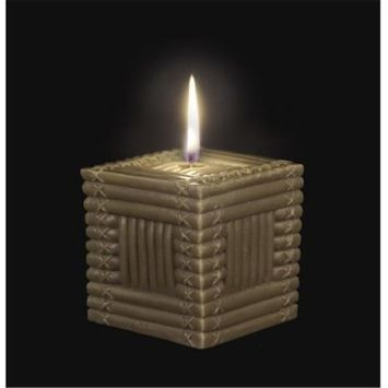 Volcanica 9197 Weave Candle Set Of 2
