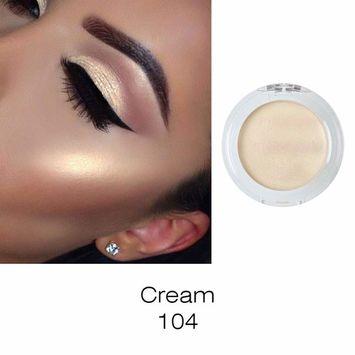 Creazy PHOERA Highlighter Make Up Shimmer Cream Face Highlight Eyeshadow Glow Bronzer (D)