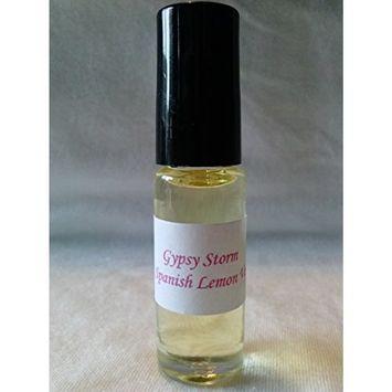 Spanish Lemon Verbena Perfume Essence Oil Unisex