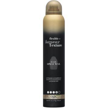 OGX® Beeswax Texture Hair Spray Wax