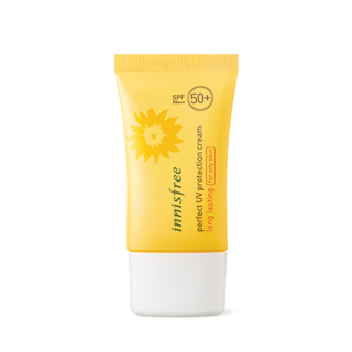 INNISFREE Perfect UV protection cream long lasting SPF50+ PA+++ for oily skin 50ml