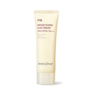 Innisfree - Fig Brightening Sun Cream SPF50+ PA+++ 40ml 40ml