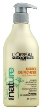 L'Oréal Professionnel Nature Serie Source De Richesse Shampoo for Dry Hair
